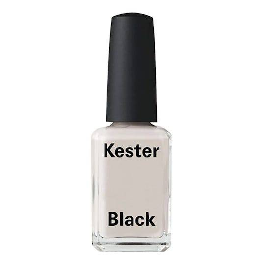 Kester Black Nail Polish Buttercream, 15ml