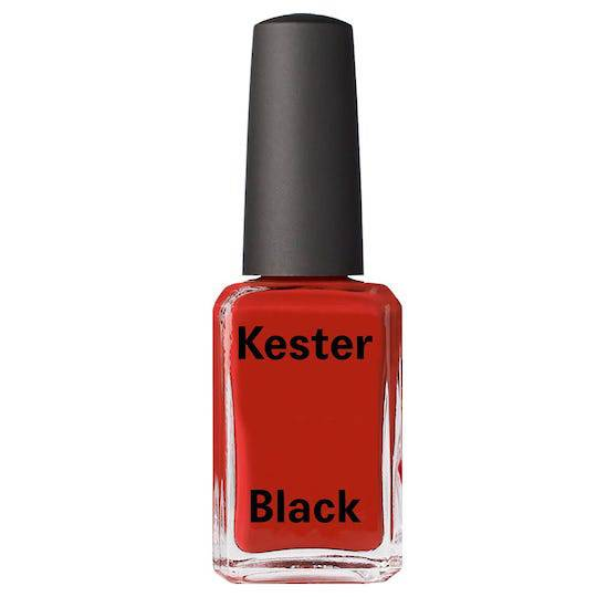 Kester Black Nail Polish Cherry Pie Red, 15ml