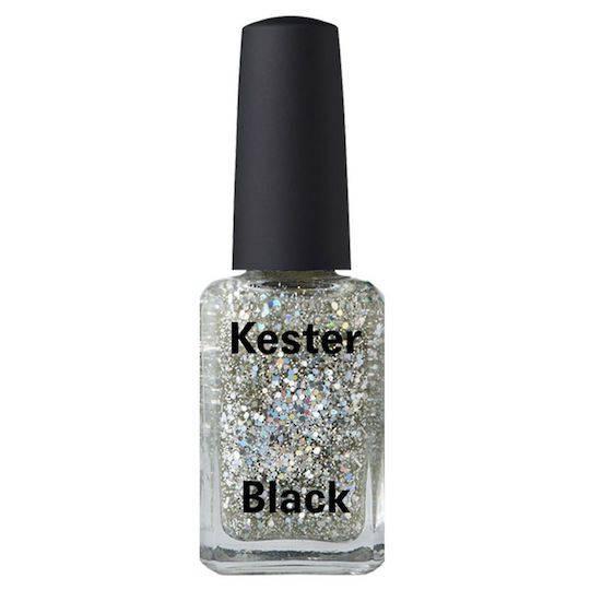 Kester Black Nail Comet Glitter, 15ml