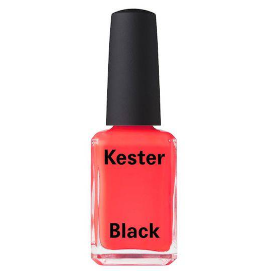 Kester Black Nail Polish Coral 15ml