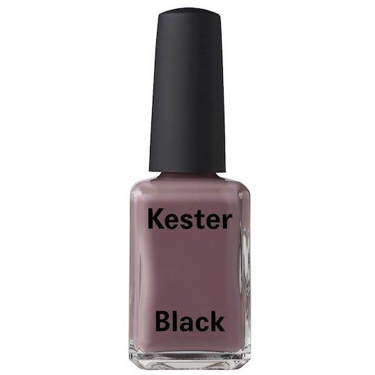 Kester Black Nail Polish Quartz, 15ml