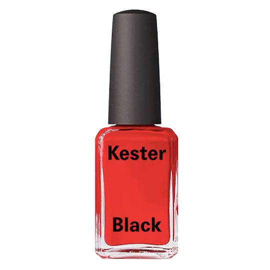 Kester Black Nail Polish Rouge, 15ml