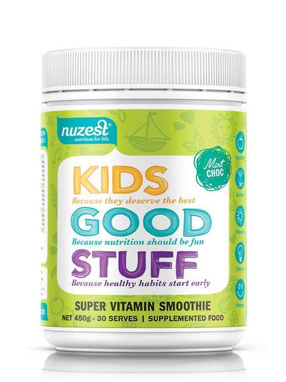 NuZest Kids Good Stuff (225g )  NEW FLAVOURS in stock