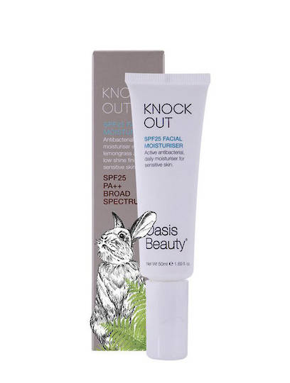 Oasis Beauty Knock-Out SPF25, 50ml