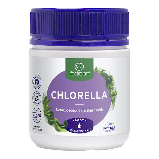 Lifestream Chlorella, 100g Powder