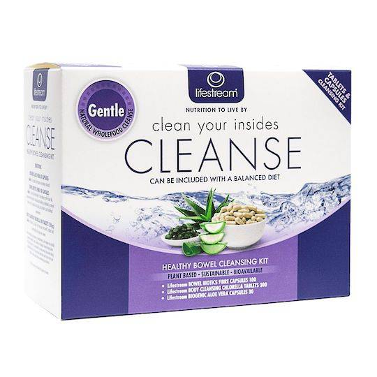 Lifestream Cleanse Kit (3 Products)