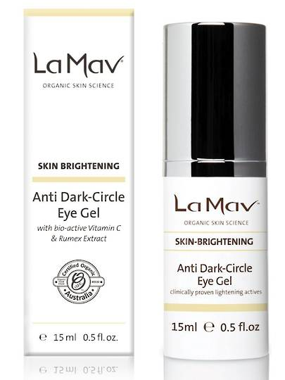 La Mav Anti Dark-Circle Eye Gel, 15ml