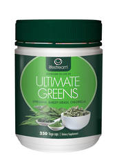 Lifestream Ultimate Greens, 250 Capsules