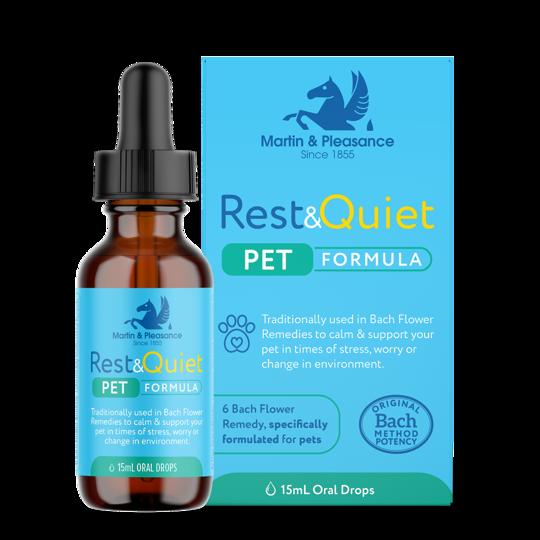 Rest&Quiet Pet Formula by Martin & Pleasance 15ml