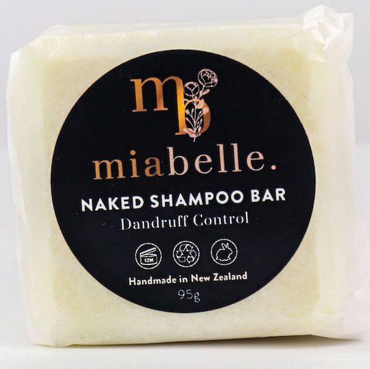 Mia Belle Dandruff Control Shampoo Bar, 95g