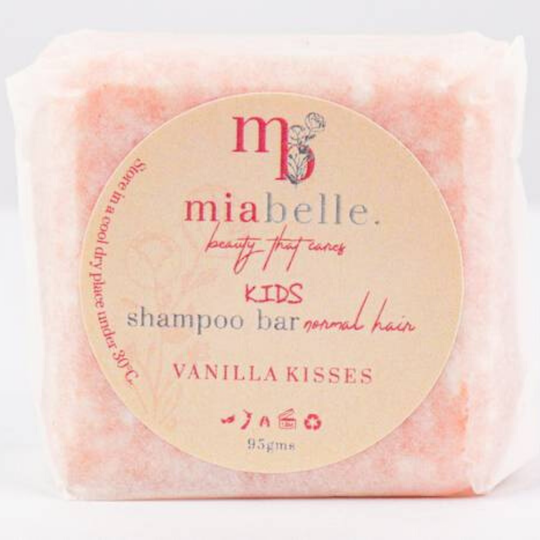 Mia Belle Kids Shampoo Bars, 70g