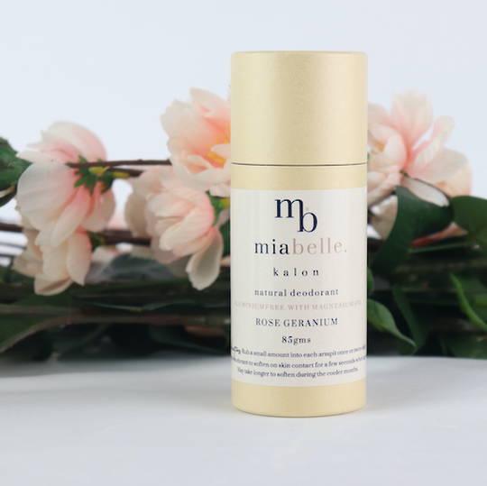 Mia Belle Magnesium Oil Deodorant Tube, 85g