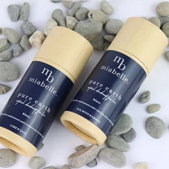 Mia Belle Natural Deodorant, 85g