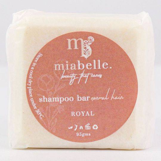 Mia Belle Royal Shampoo Bar, 95g