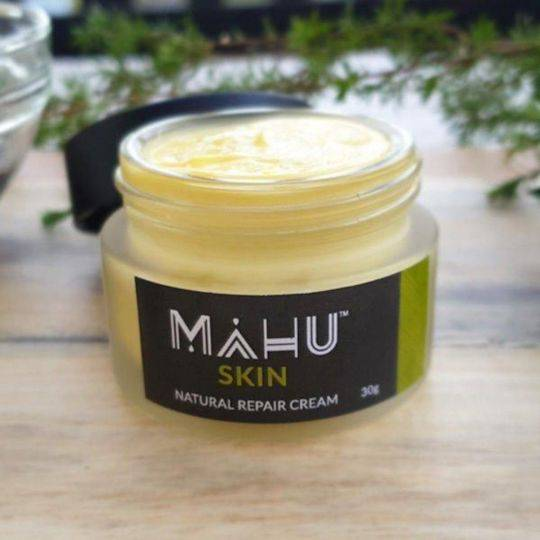 Mahu Natural Repair Cream, 30g, or 65g