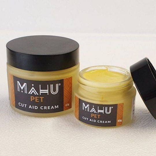 Mahu Oils Pet Cut Aid Cream, 30g or 65g