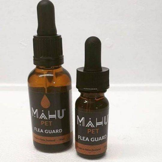Mahu Oils Flea Guard (Repellent)