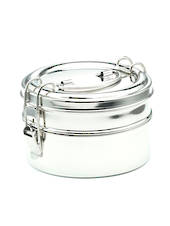 Meals in Steel Tiffin Lunchbox