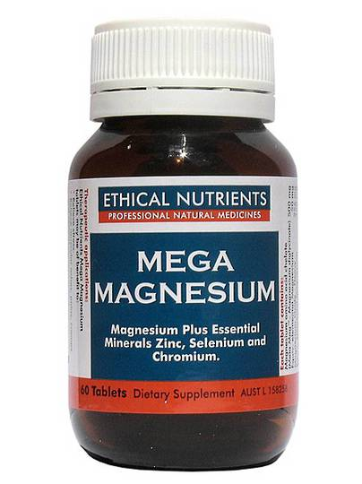 Ethical Nutrients Mega Magnesium, Tablets