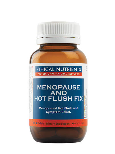 Ethical Nutrients Menopause and Hot Flush Fix, 60 tablets