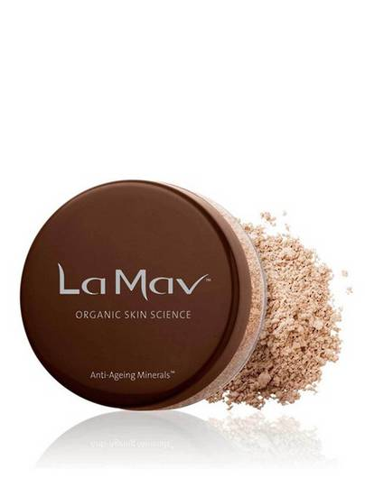 La Mav Anti-Aging Mineral Foundation with Broad Spectrum SPF15