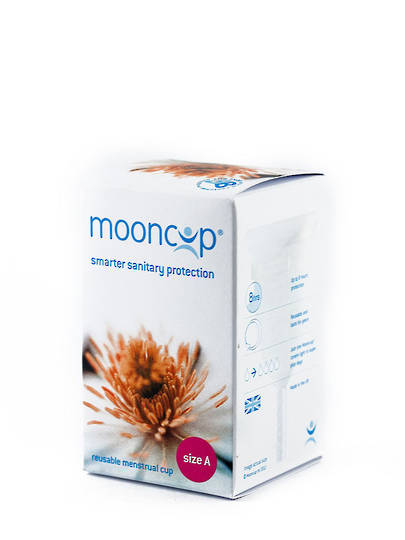 Mooncup, Sanitary Protection, Size A or B