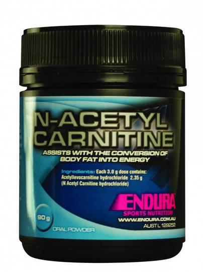 Endura N Acetyl Carnitine, 90g,