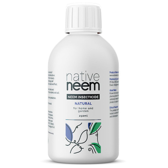 Native Neem Organic Neem Oil Insecticide, 250ml