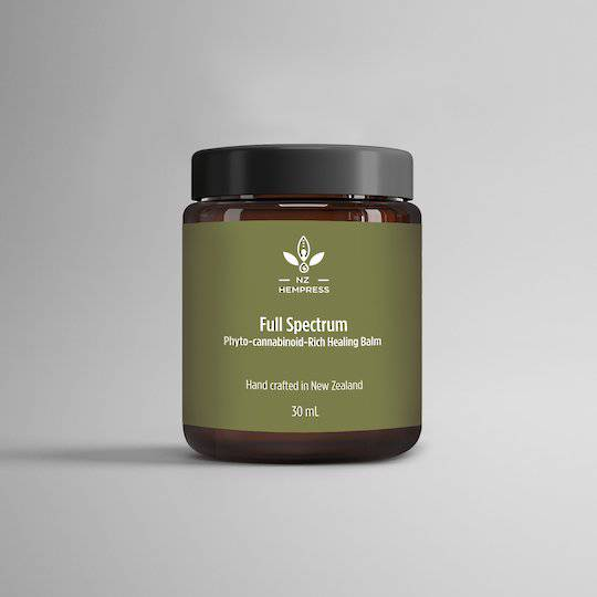 NZ Hempress Hemp Balm (30 or 125 ml)