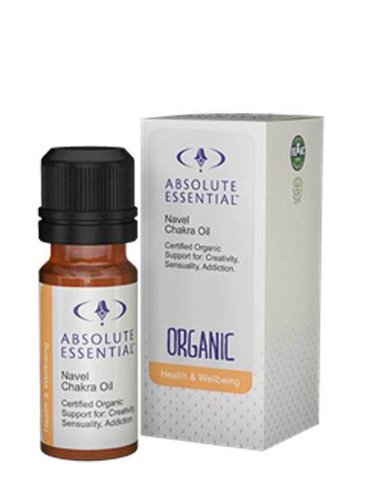 Absolute Essential Navel Chakra Oil (Organic), 10ml