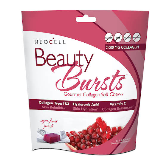 NeoCell Beauty Bursts, 60 Soft Chews