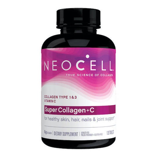 NeoCell Super Collagen + C, 120 tablets