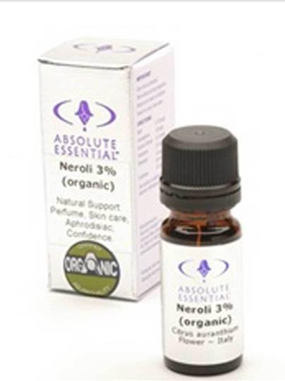 Absolute Essential Neroli 3% (Organic), 10ml