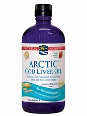 Nordic Naturals Arctic Cod Liver Oil (237ml)