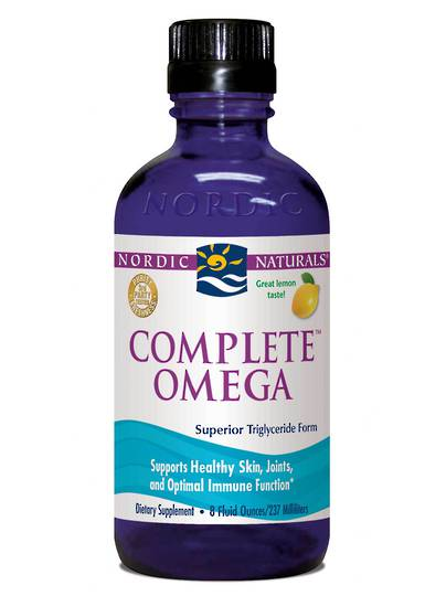 Nordic Naturals Complete Omega liquid (best before end 8/20)