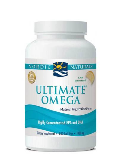 Nordic Naturals Ultimate Omega (Softgels)