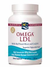 Nordic Naturals Omega LDL (60 soft gels)