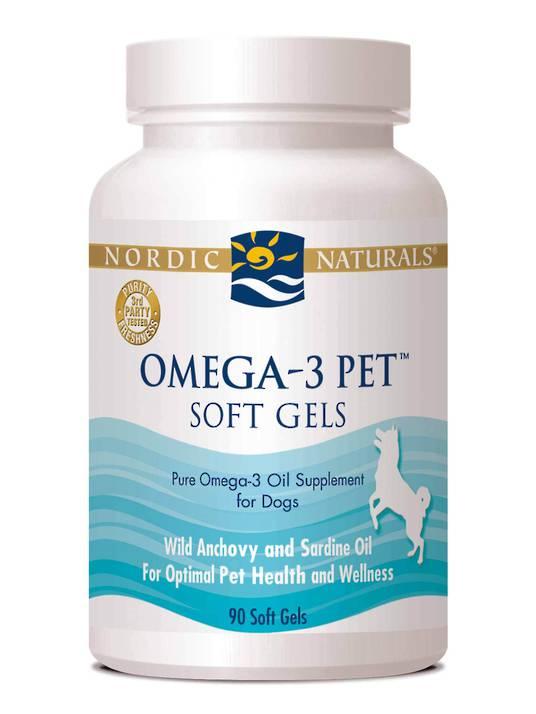Nordic Naturals Omega-3 Pet (90 soft gels)