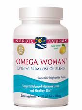 Nordic Naturals Omega Woman (120 soft gels)