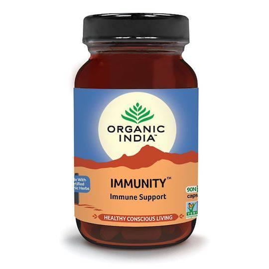 Organic India Immunity, 90 Capsules