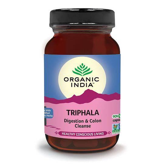 Organic India Triphala, 90 Capsules