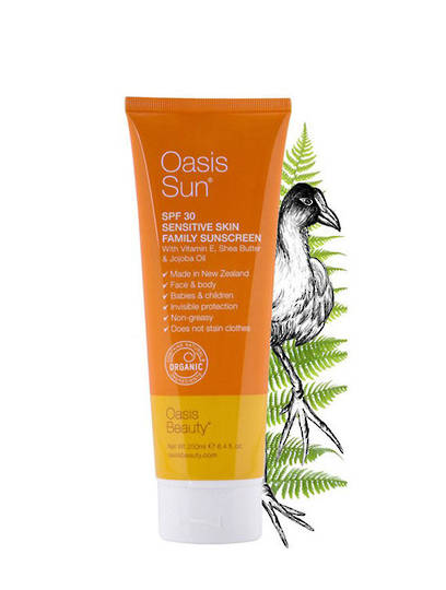Oasis Beauty Sun SPF30, 50ml