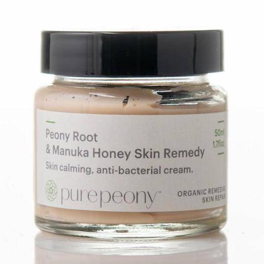 Pure Peony Root & Manuka Honey Skin Remedy, 50ml jar