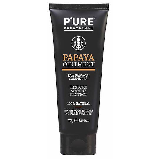 Pure by Phytocare Papaya Ointment with Calendula, 25g, 75g & 175g