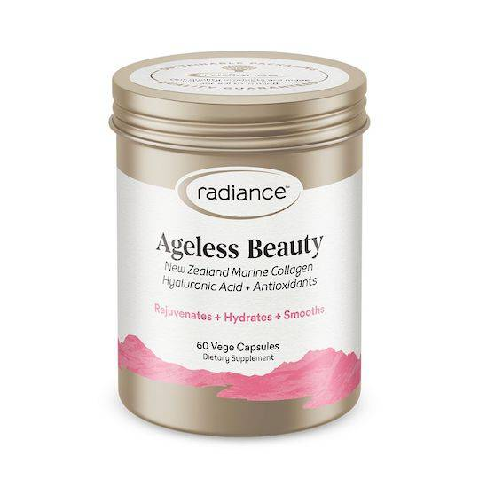 Radiance Ageless Beauty, 60 Capsules