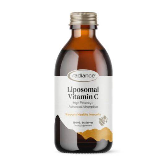 Radiance Liposomal Vitamin C, 180ml (not available at present)