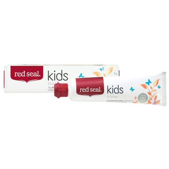 Red Seal Kids Toothpaste, 75 grams