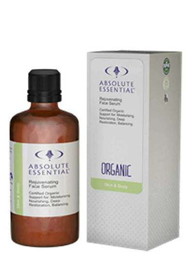Absolute Essential Rejuvenating Face Serum (Organic), 25ml, 100ml