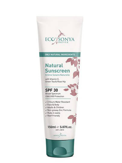 Eco Tan Natural Sunscreen, 150ml