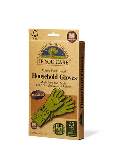 If You Care Household Gloves, large or medium